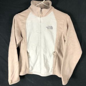The north face women fleece size small